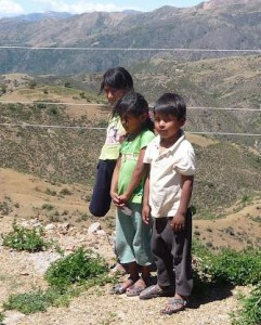 kids in qhora qhora