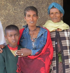 SHG Incredible Beneficiary - extreme poverty to own home