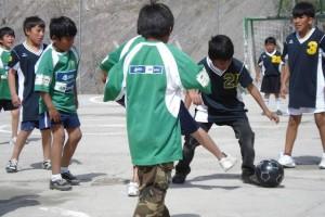 soccer - Alalay Huajchilla