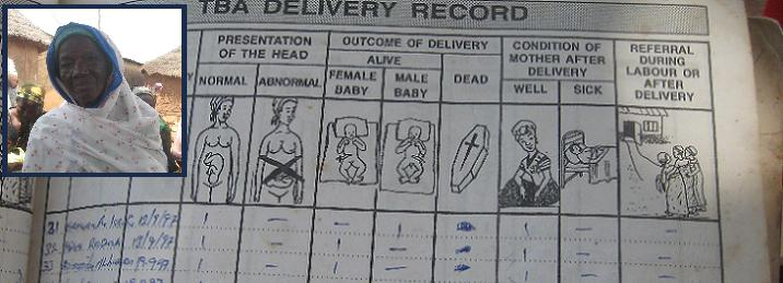 delivery record