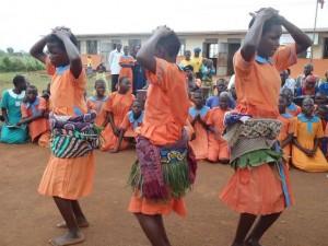 uganda girls dance