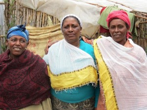 three women SHG Chancho