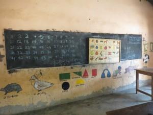 classroom Kpachelo
