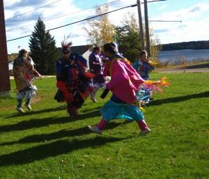 fall feast dance