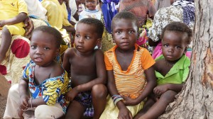 Children of Kpachelo Ghana