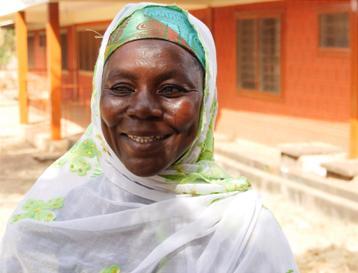 Fairuza Sulemana FBO leader