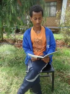 Chernet reading