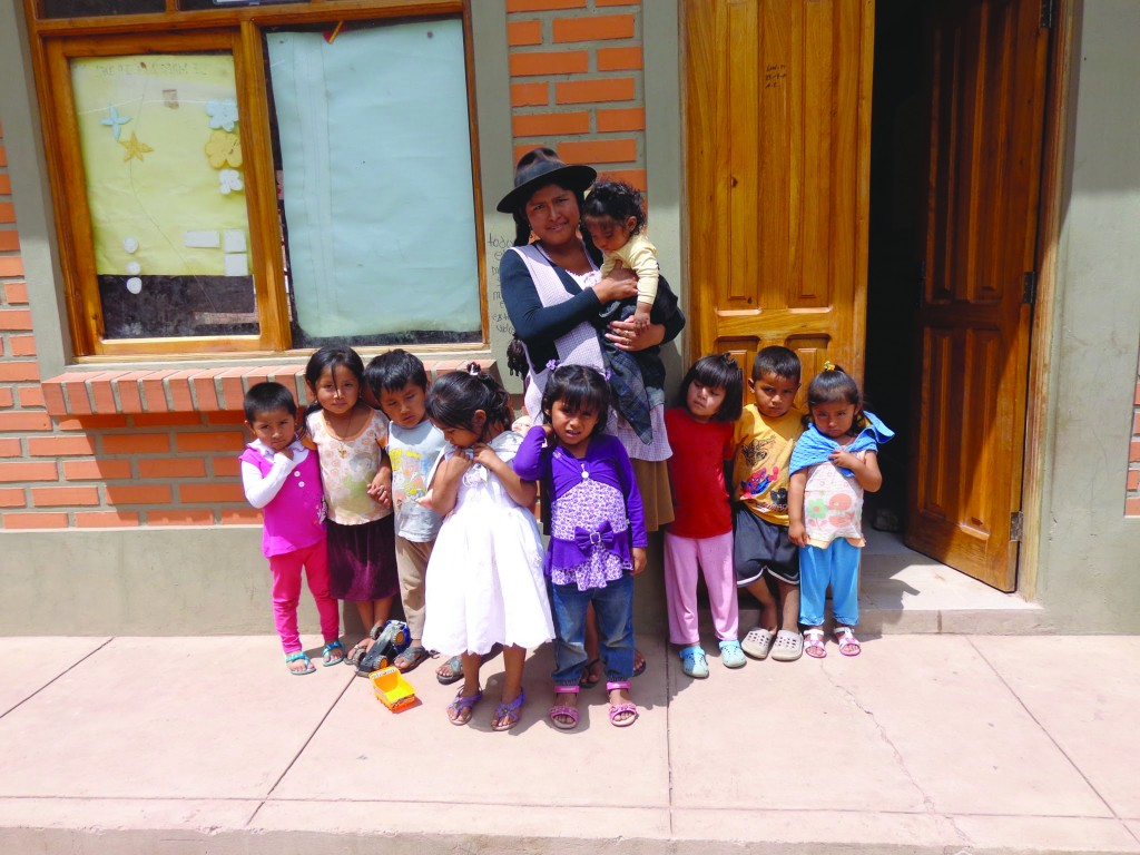 IPTK KACHA KACHA - gripina and ECD children