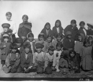 Food insecurity: Children in residential school