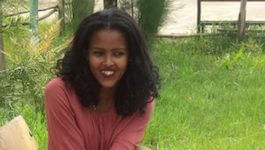 ADDIS, 22, IS A FORMER SPONSORED CHILD WHO IS NOW STUDYING COMPUTER SCIENCE