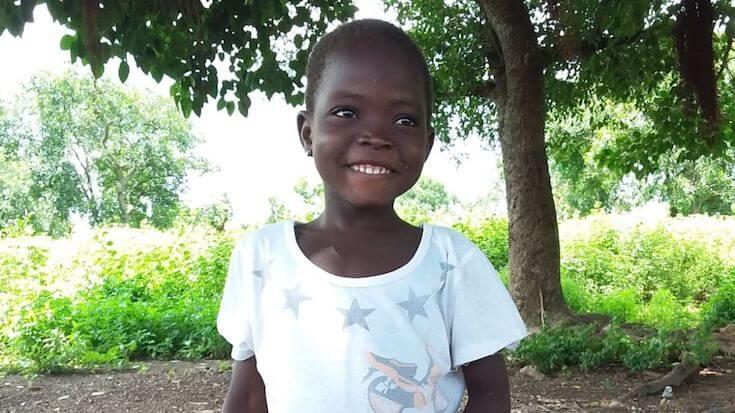 Nfunyan smiles