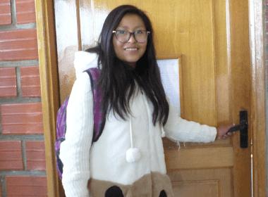 fabiola going to university